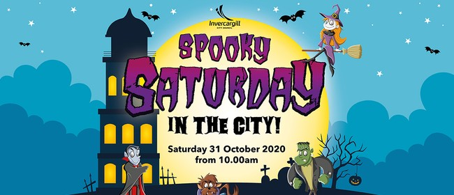 Spooky Saturday in the City