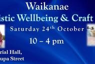 Waikanae Holistic Wellbeing & Craft Fair