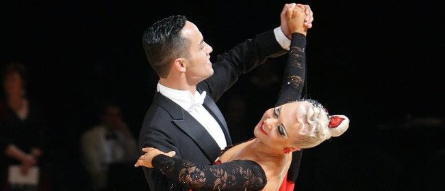 Adult Beginner Ballroom & Latin Course