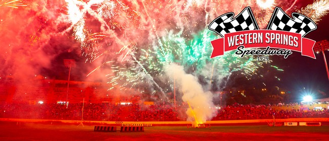 Speedway Grand Opening + Akld Midget Champs + Fireworks: CANCELLED