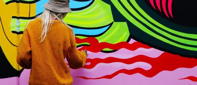 Graffiato: Taupo Street Art Festival 2020