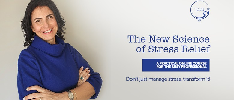 The New Science of Stress Relief [6 week course]