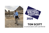 Tom Scott in conversation with Leah McFall