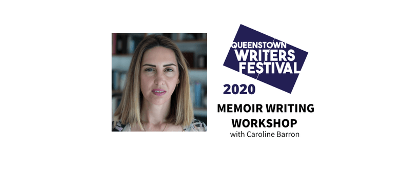Telling Your Story - Memoir Workshop with Caroline Barron