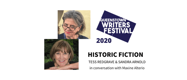 Re-creating history|Tess Redgrave & Sandra Arnold