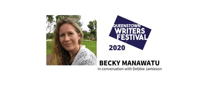 Becky Manawatu in conversation with Debbie Jamieson: CANCELLED