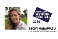 Becky Manawatu in conversation with Debbie Jamieson