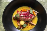 Christmas@SpringKitchen 7 course degustation lunch or dinner