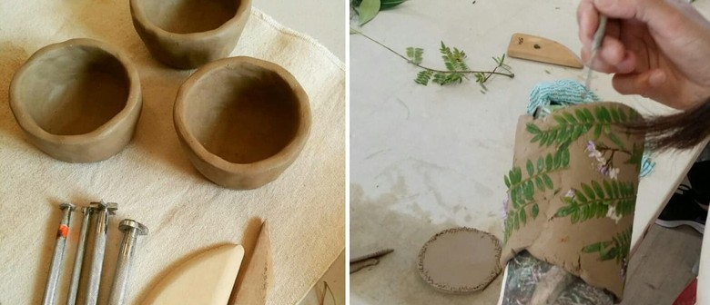 Pottery Workshop with Falcon Grey Ceramics