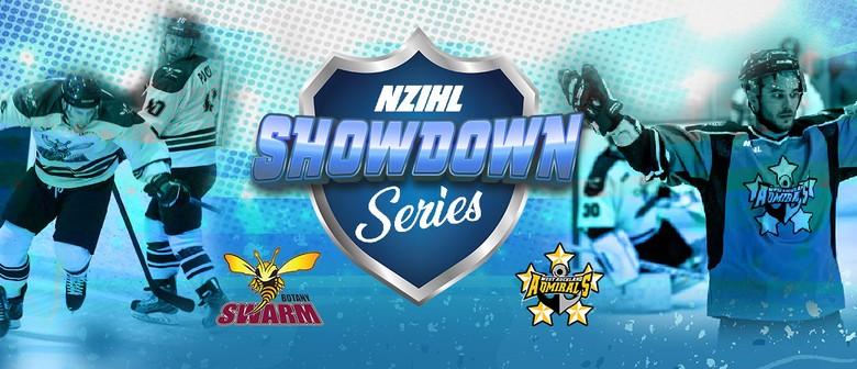 NZIHL Showdown Series Game 4 - Auckland Ice Hockey