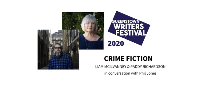 Murder, They Wrote   Paddy Richardson and Liam McIlvanney