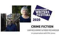Murder, They Wrote | Paddy Richardson and Liam McIlvanney