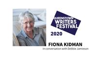 Dame Fiona Kidman in conversation with Debbie Jamieson