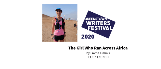 The Girl Who Ran Across Africa |Book Launch with Emma Timmis