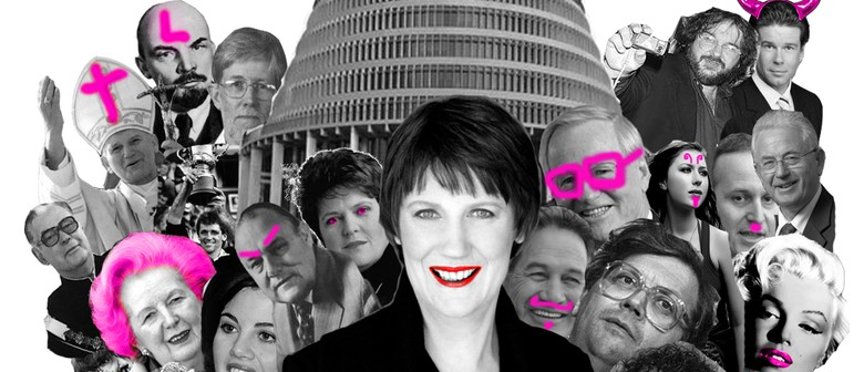...Helen Clark Taking Me as Her Young Lover
