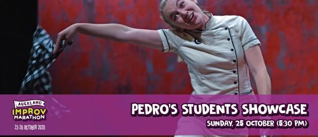 Auckland Improv Marathon: Pedro's Physicality Showcase