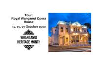Royal Wanganui Opera House Tour