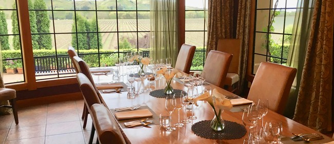 Degustation Winemaker's Dinner with Beach House Wines