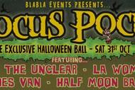 Hocus Pocus - Mt Maunganui's Halloween Ball