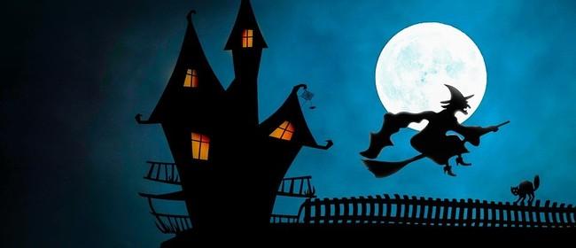 Halloween Moonlight Train Rides