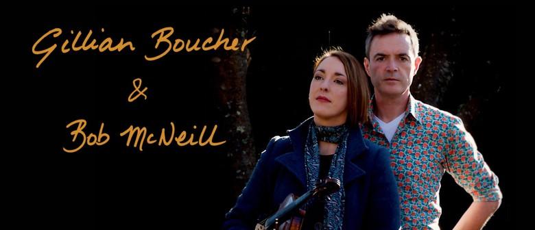 Gillian Boucher & Bob McNeill in Concert