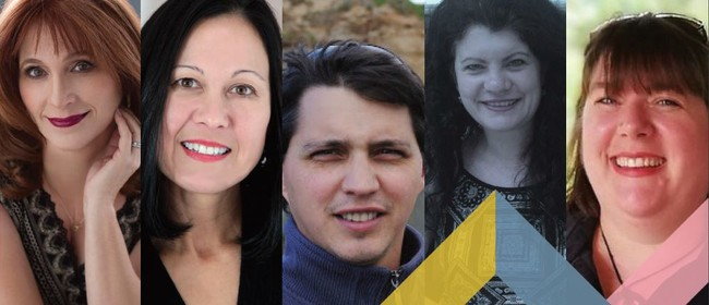Myth & Magic in the Bay: November Book Month Panel and Book