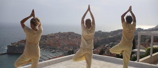 Yoga Class - Level 3