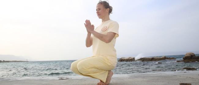 Yoga Class - Level 3 - 4