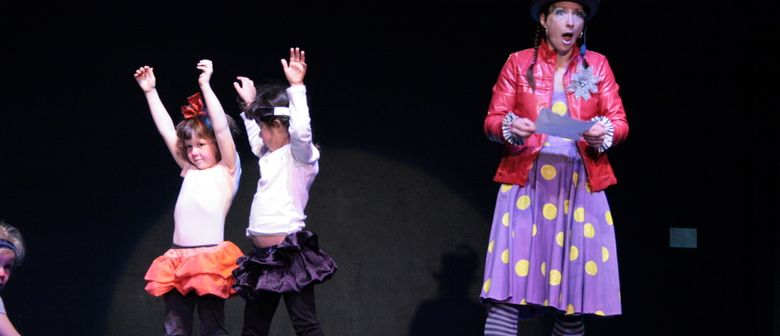 Circus Classes for Kids - 5-8 Years