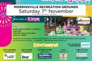 MBS Advisors Morrinsville Fireworks Extravaganza