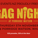 Gag Night at Porridge Watson