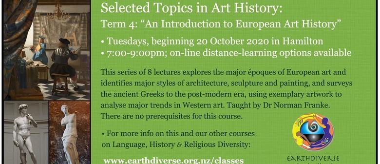 An Introduction to European Art
