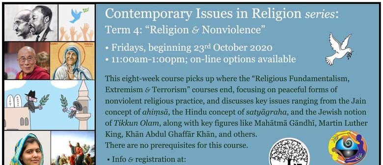 Religion and Nonviolence