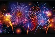 Motukarara Fireworks Evening 2020