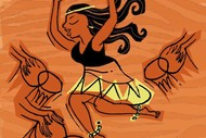 Share in the Joy of African Dance