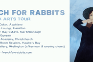 French for Rabbits - The Dark Arts Tour