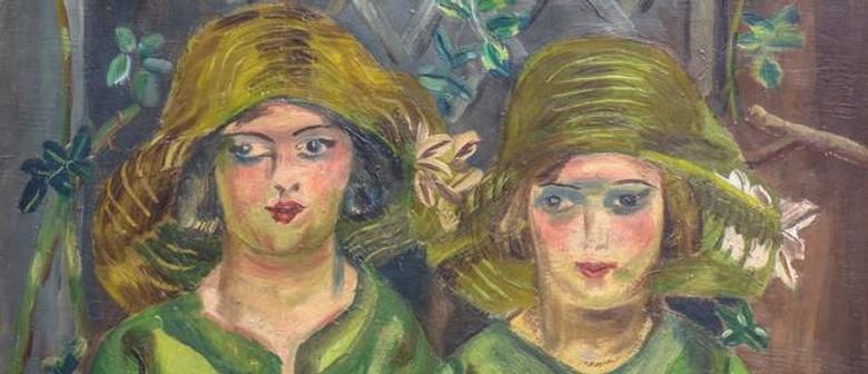 Dr Pamela Gerrish Nunn: Frances Hodgkins and Portraiture