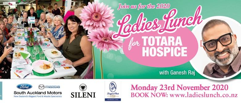 Ladies Lunch for Totara Hospice