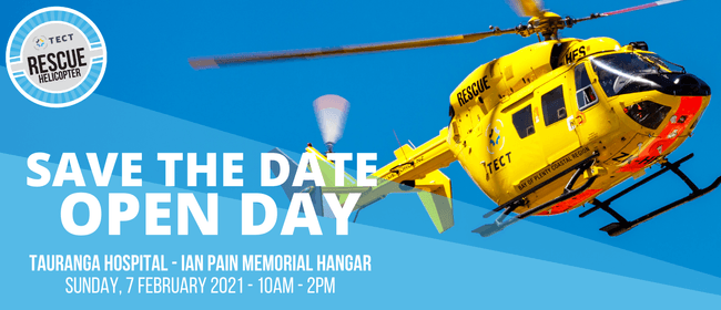 TECT Rescue Helicopter - Open Day 2021
