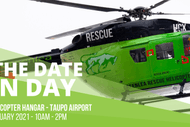 Greenlea Rescue Helicopter - Open Day 2021