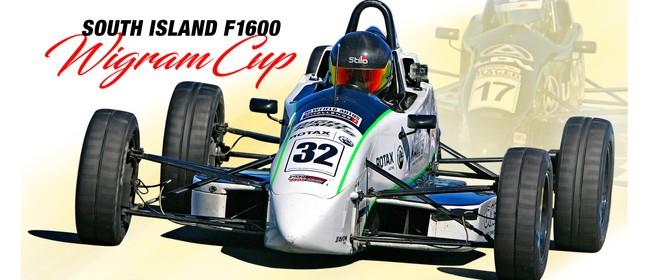 Wigram Revival at Ruapuna Raceway