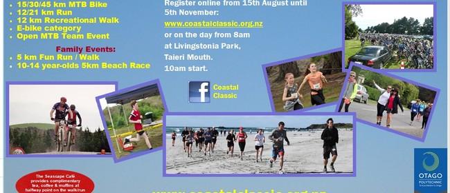 Coastal Classic MTB/Run/Walk