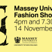 Exposure: Massey Fashion Show 2020