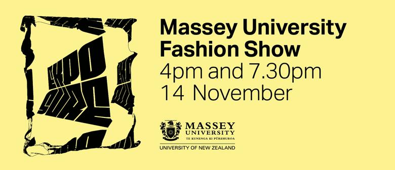 Exposure: Massey Fashion Show 2020