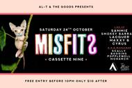 Misfits - October Edition