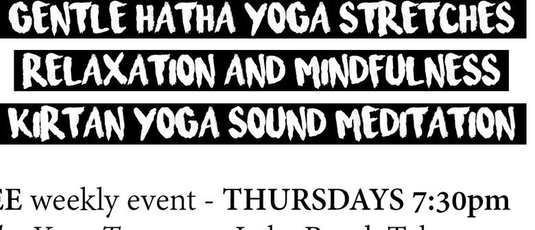 Takapuna Free Yoga and Meditation