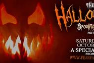 Fear Factory Queenstown Halloween Spooktacular part 7