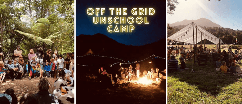 Off The Grid Unschool Camp