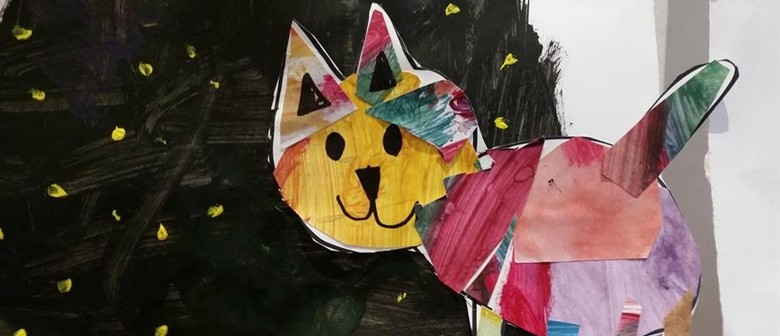Young Artists After School with Rowena Fry (6-10 yrs)