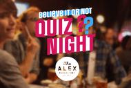 Wednesday Quiz Night